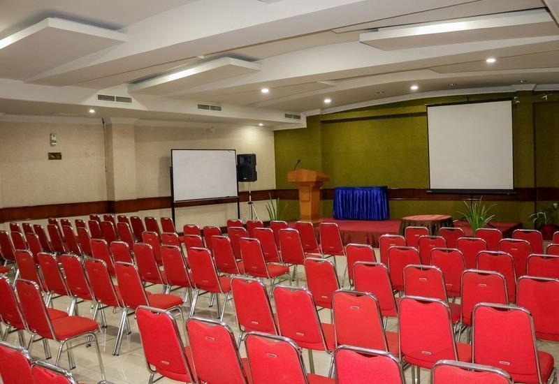 NIDA Rooms Manga Raja 84 Medan Kota - Ruang Rapat
