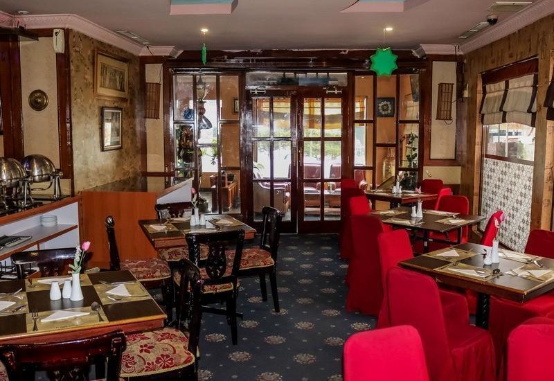 NIDA Rooms Manga Raja 84 Medan Kota - Restoran