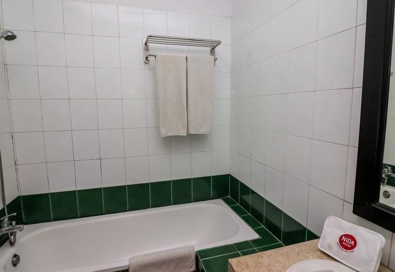 NIDA Rooms Gatot Subroto 18 Denpasar - Kamar mandi