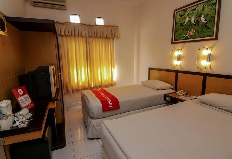 NIDA Rooms Gatot Subroto 18 Denpasar - Double Room Double Occupancy Special Promo