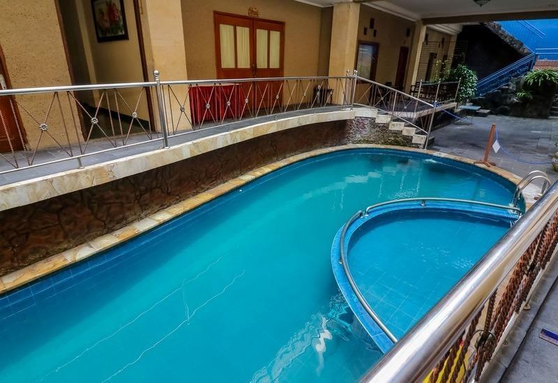 NIDA Rooms Gatot Subroto 18 Denpasar - Kolam Renang