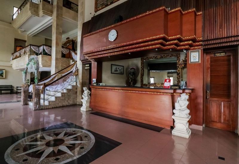 NIDA Rooms Gatot Subroto 18 Denpasar - Resepsionis