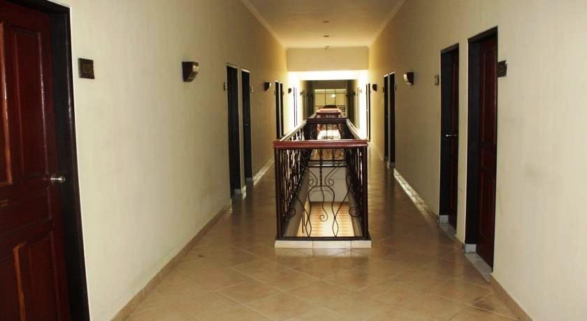 NIDA Rooms Gatot Subroto 18 Denpasar - Coridor