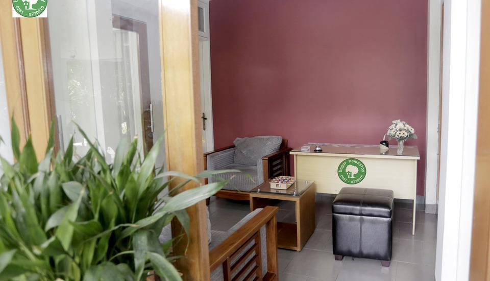 Bogor Homestay Bogor - recption