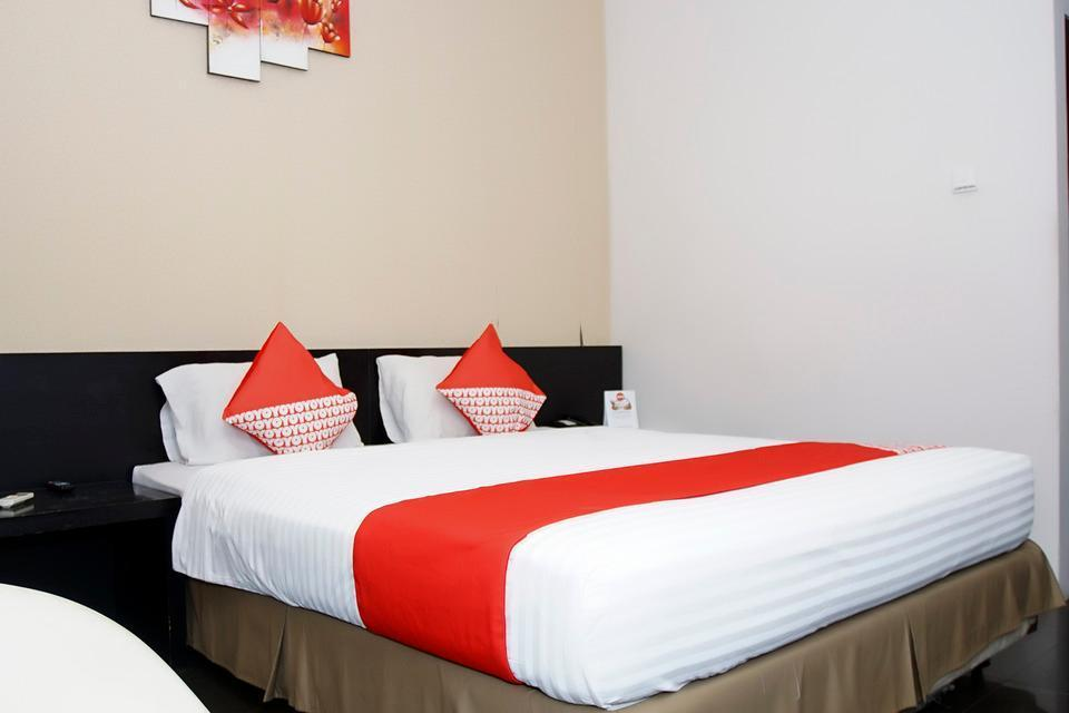 OYO 224 Wisma Grand Kemala Palembang - suite double Long Stay