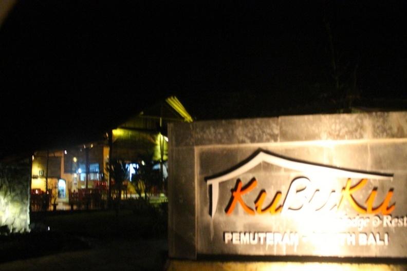 Kubuku Ecolodge and Resto Bali - Tampilan Luar