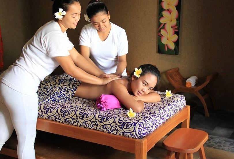 Kubuku Ecolodge and Resto Bali - Perawatan spa