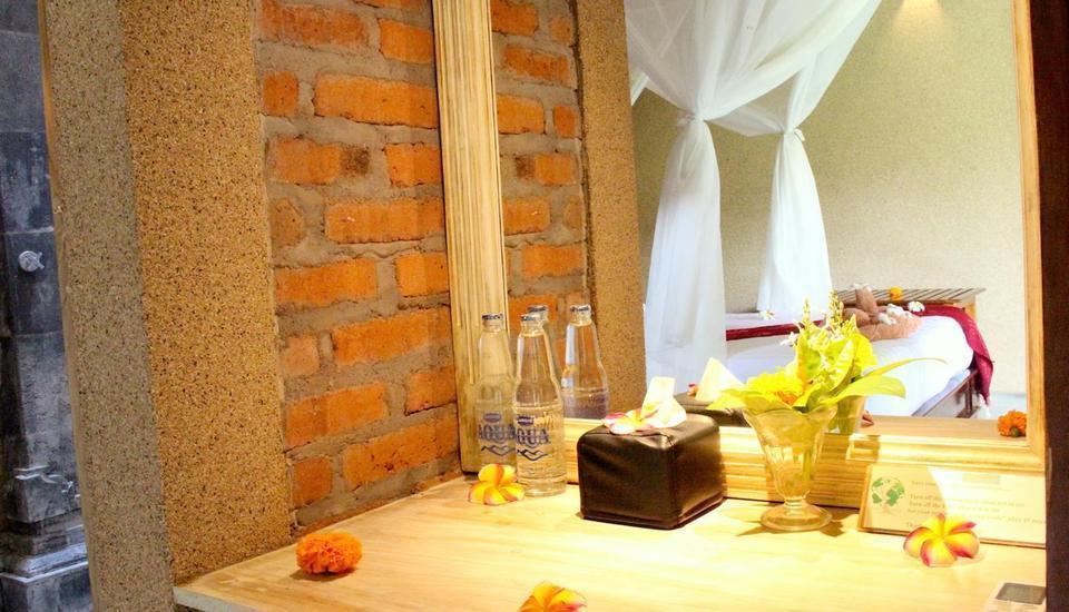 Kubuku Ecolodge and Resto Bali - Ruang ganti
