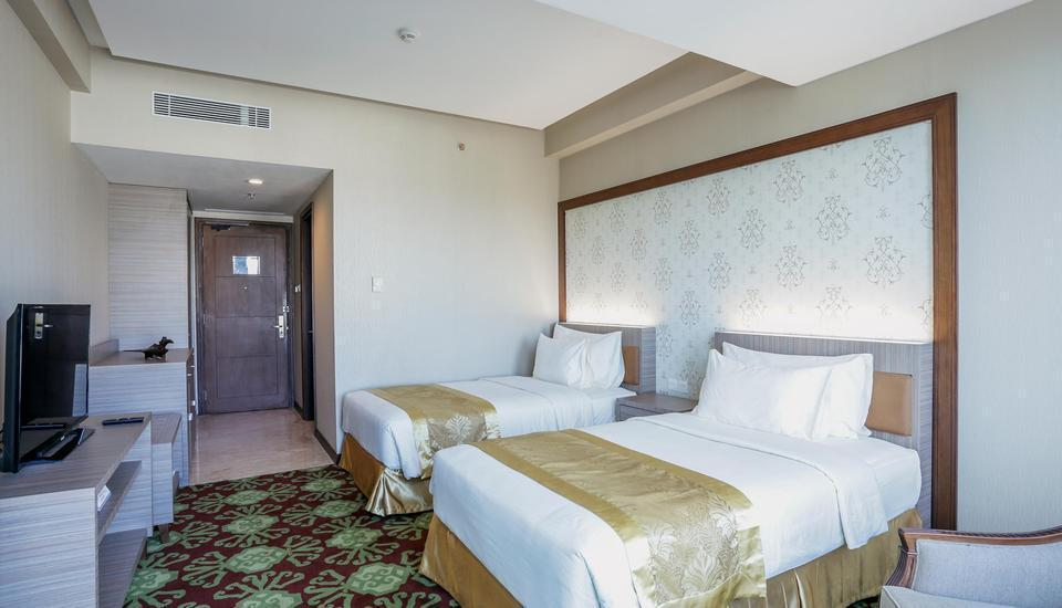 Selyca Mulia Hotel and Shopping Center Samarinda - Kamar Suite