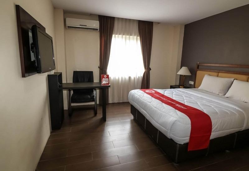 NIDA Rooms Lapangan Medan Petisah Medan - Kamar tamu