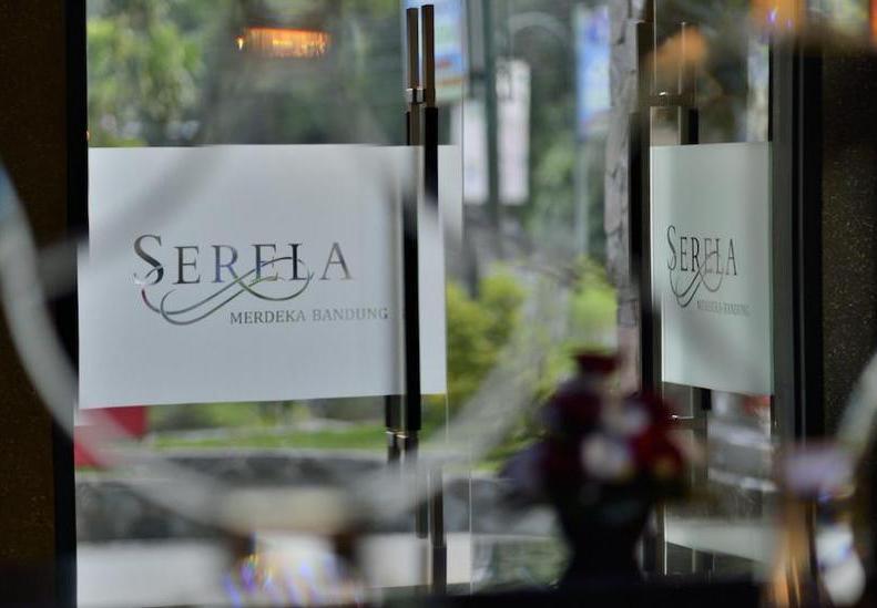 Serela Merdeka Bandung - Appearance