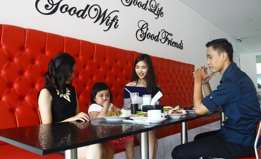 The Win Hotel Surabaya - Restoran