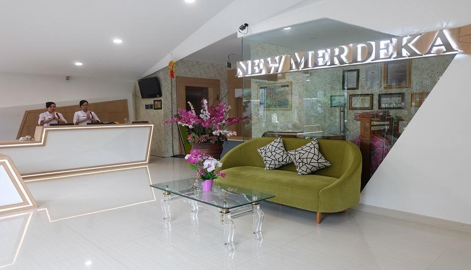 Hotel New Merdeka Pati - Interior
