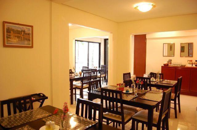 Kyriad Pejaten Suites Jakarta - Restaurant