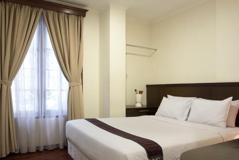 Kyriad Pejaten Suites Jakarta - Ruangan Superior