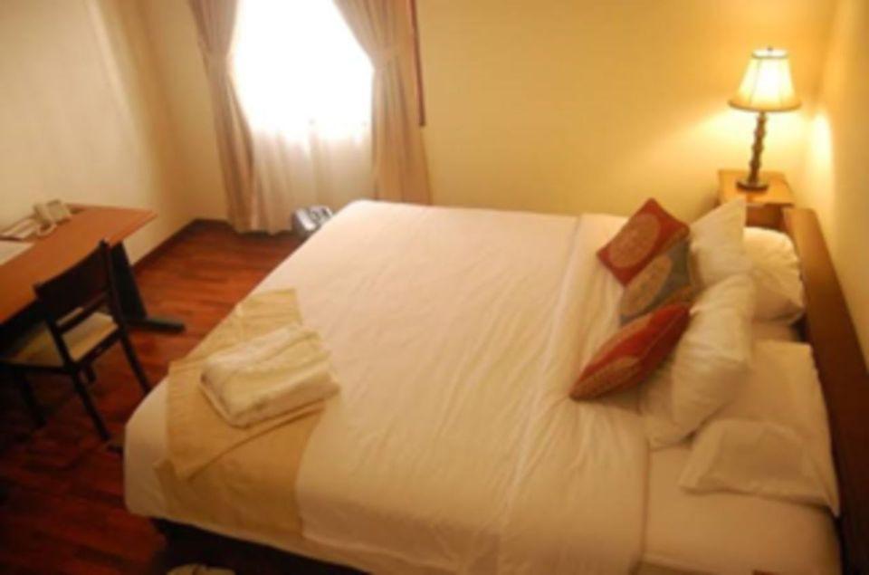 Kamar penginapan di Arimbi Pejaten Suites