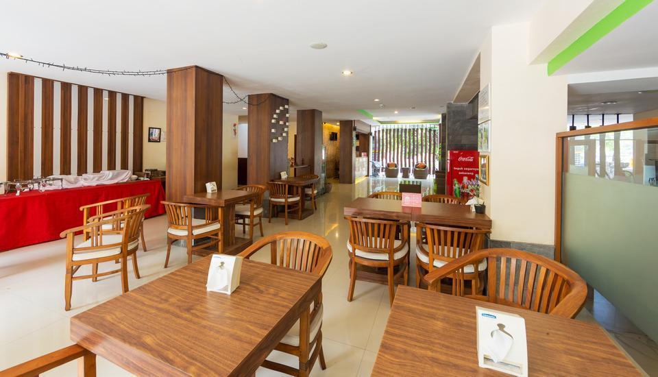 ZenRooms Kuta Tuban Suites - Restoran