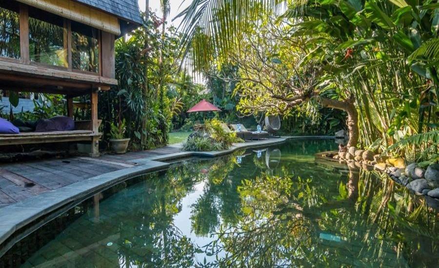 ZEN Villa Tebongkang Ubud - Kolam Renang