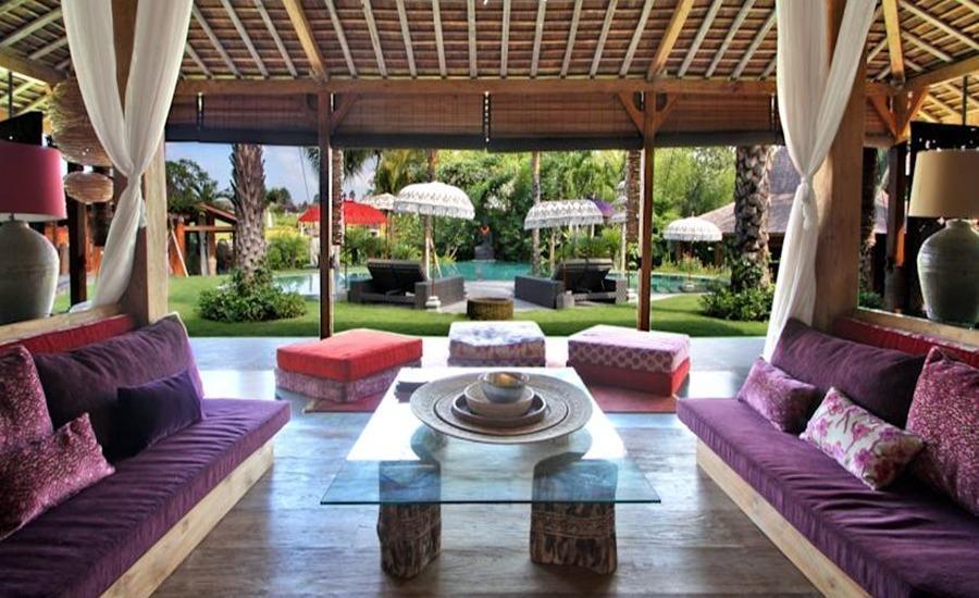 Bali Ethnic Villa Bali - Interior