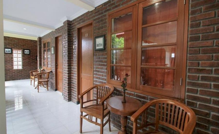 De Hostel Yogyakarta Yogyakarta - Eksterior