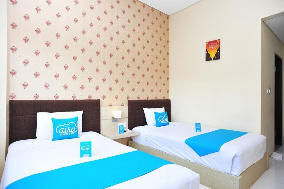 Airy Mataram Harimau 26 Lombok - Superior Twin Room Only Special Promo Jan 5
