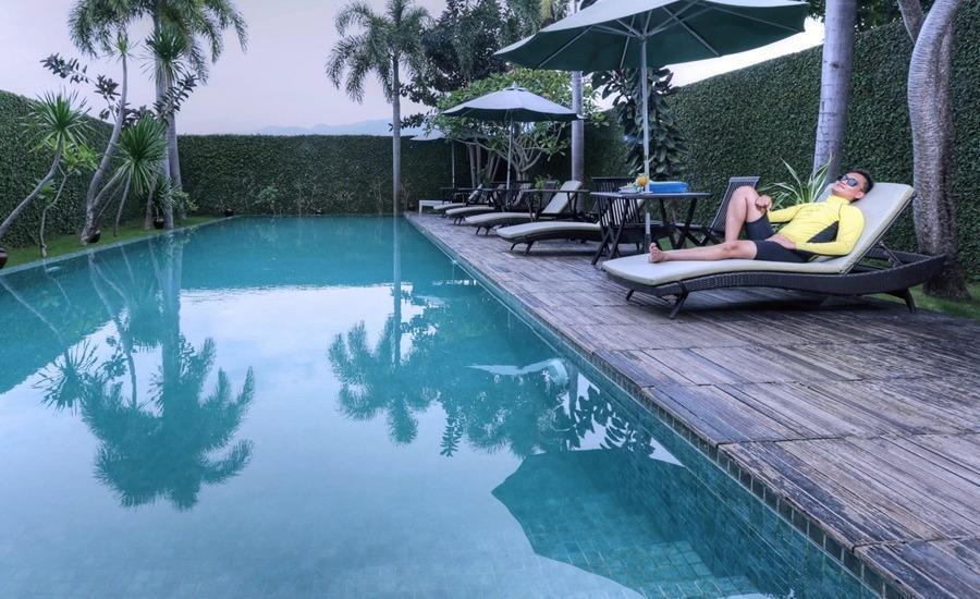 The Pade Hotel Banda Aceh - Kolam Renang