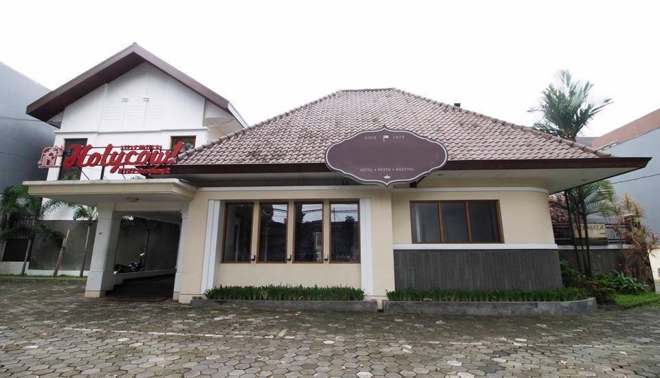 RedDoorz Near Rumah Mode Bandung - Eksterior