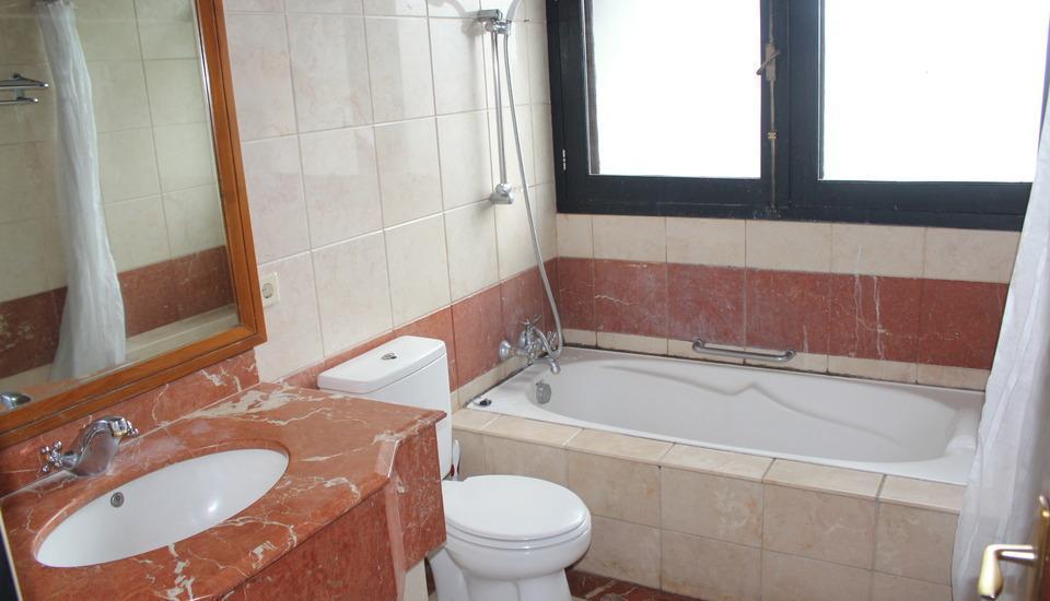 OBC Guest House Bandung - Kamar mandi