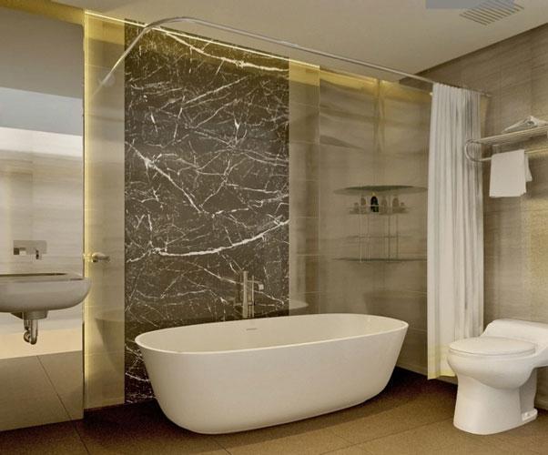 Sampit Residence Jakarta - Kamar Mandi - Premium - SOHO Style