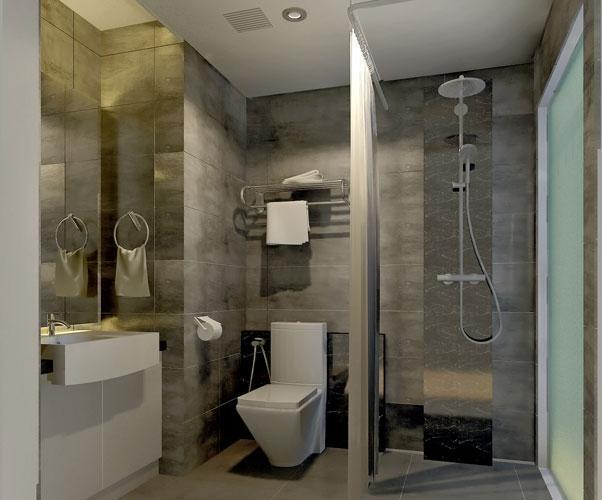 Sampit Residence Jakarta - Superior & Deluxe Bathroom