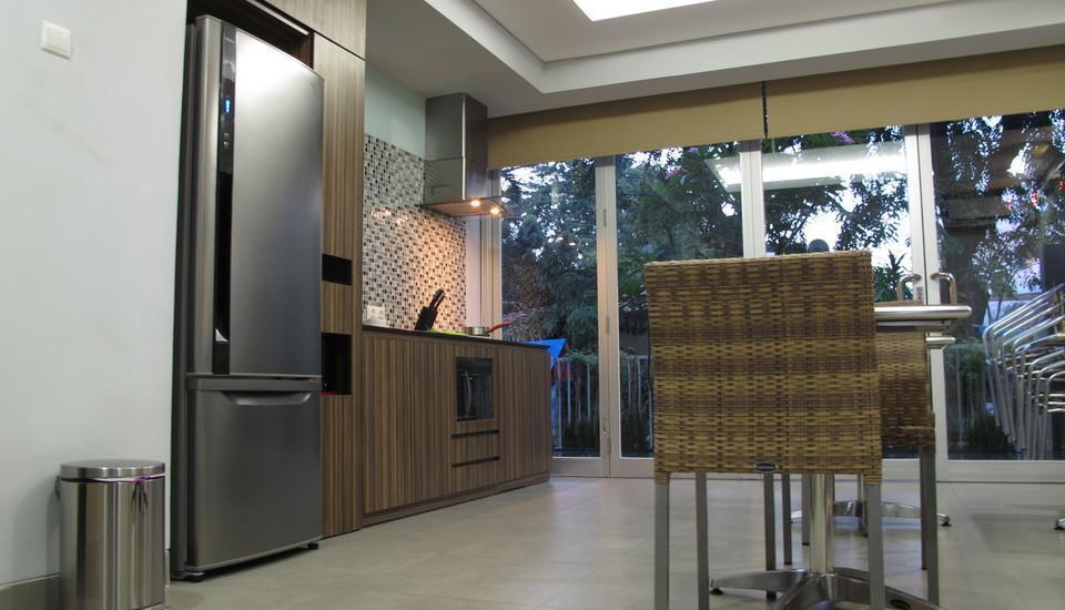 Sampit Residence Jakarta - Pantry & ruang makan