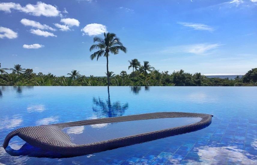 FOX HARRIS Hotel Jimbaran Beach ex. Pramapada Jimbaran Hotel Bali - Pool