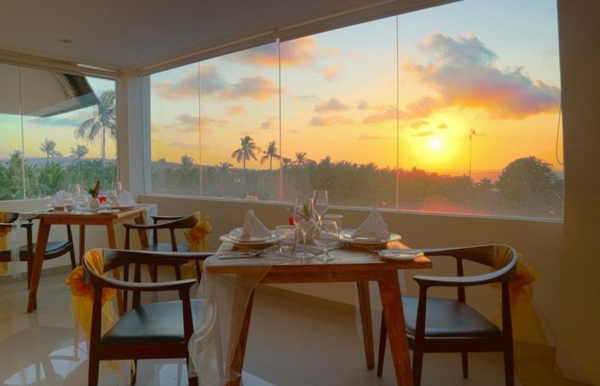 FOX HARRIS Hotel Jimbaran Beach ex. Pramapada Jimbaran Hotel Bali - Restaurant