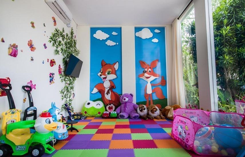 FOX HARRIS Hotel Jimbaran Beach ex. Pramapada Jimbaran Hotel Bali - Kids Club