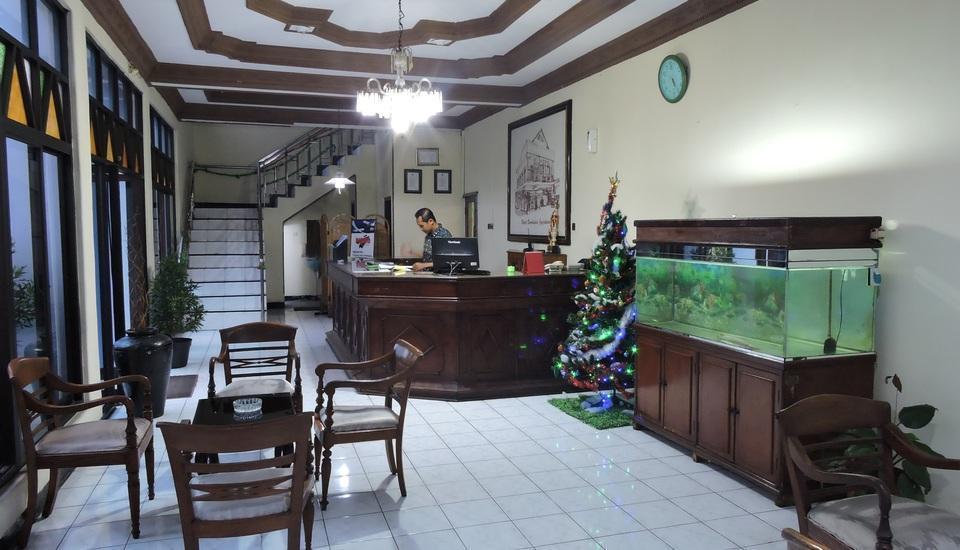 Hotel Borobudur Yogyakarta Yogyakarta - Lobi