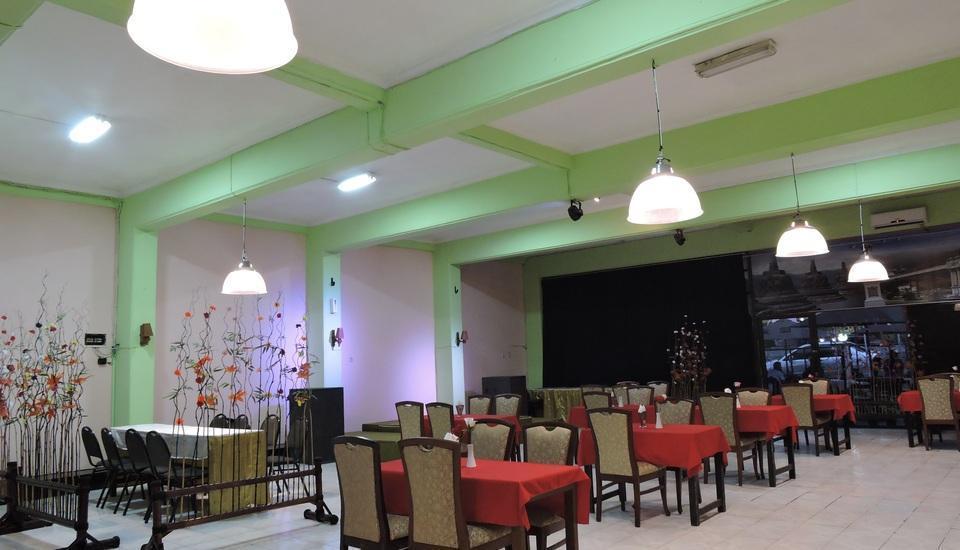 Hotel Borobudur Yogyakarta Yogyakarta - Restoran