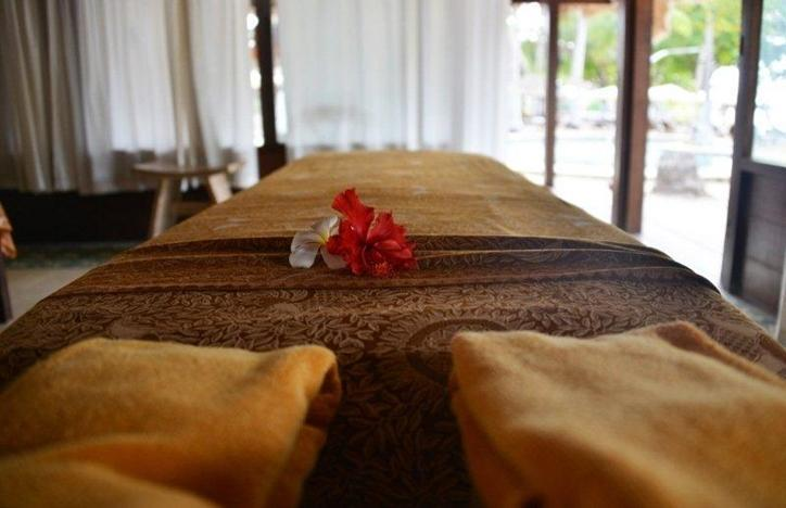 NusaBay Hotel Bali - Massage Room