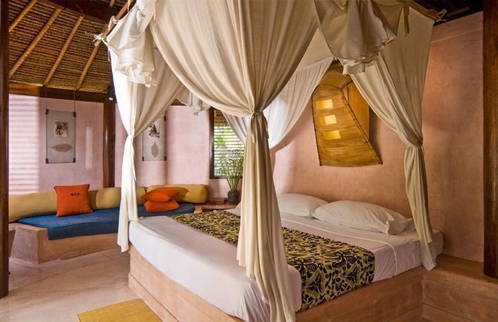 NusaBay Hotel Bali - Kamar Tidur