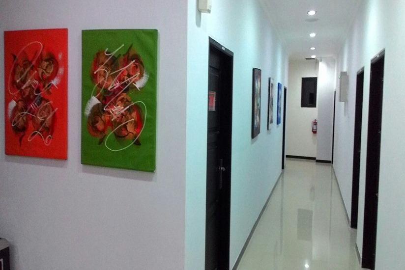 Hotel Oriza  Surabaya - Koridor