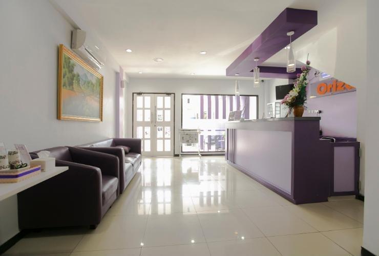 Hotel Oriza  Surabaya - Lobby