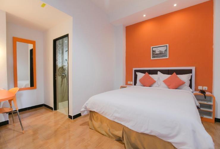 Hotel Oriza  Surabaya - Deluxe Room Hanya Kamar Regular Plan