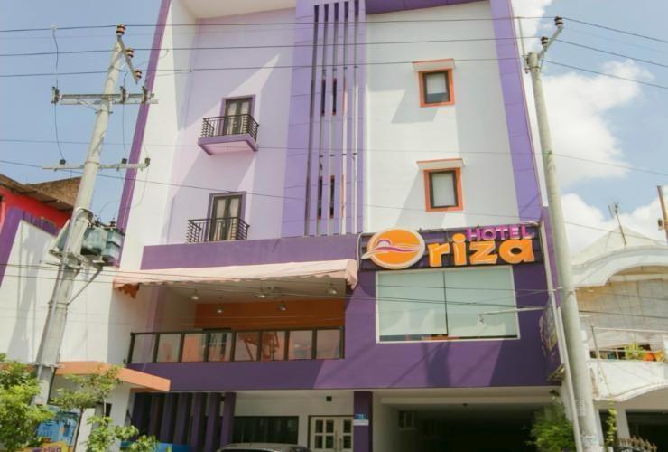 Hotel Oriza  Surabaya - Tampak Depan