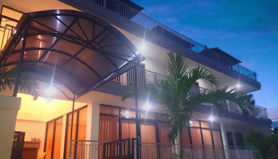 Balangan Paradise Bali - Pintu masuk hotel