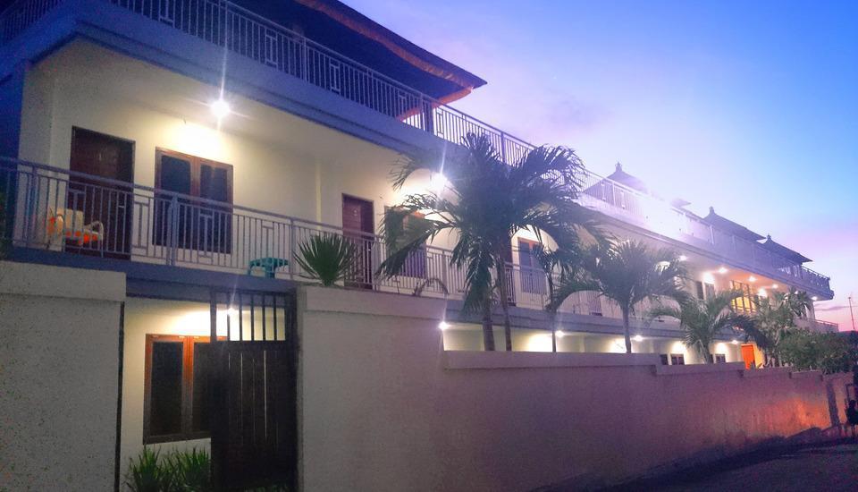 Balangan Paradise Bali - Bangunan hotel
