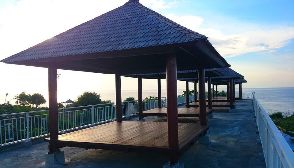 Balangan Paradise Bali - Atap