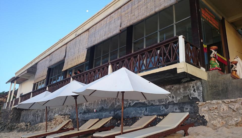 Balangan Paradise Bali - Restoran eksterior