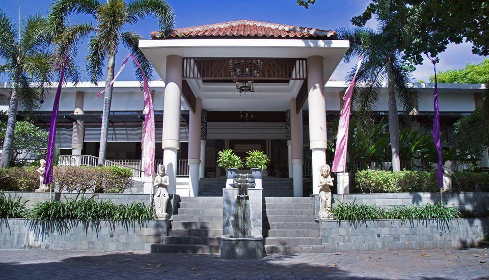ZenRooms Tanjung Benoa Pratama Bali - Masuk