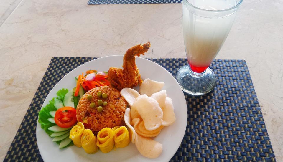 Hotel Banjarmasin Banjarmasin - Nasi goreng ayam crispy