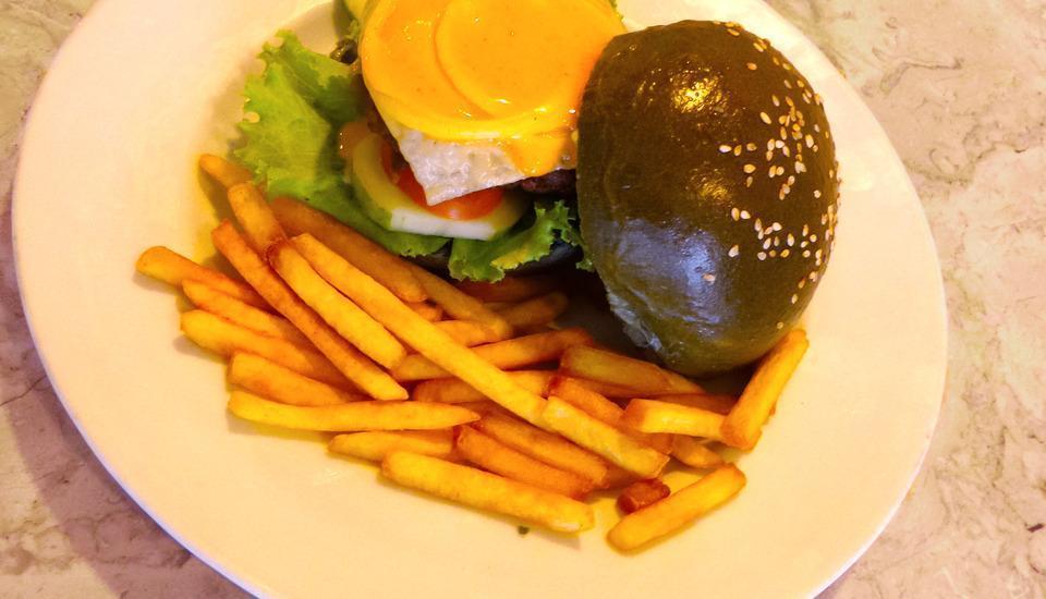 Hotel Banjarmasin Banjarmasin - Black Burger