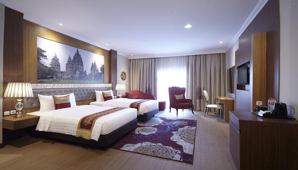 Ramada Suites By Wyndham Solo Solo - Grand Deluxe Room